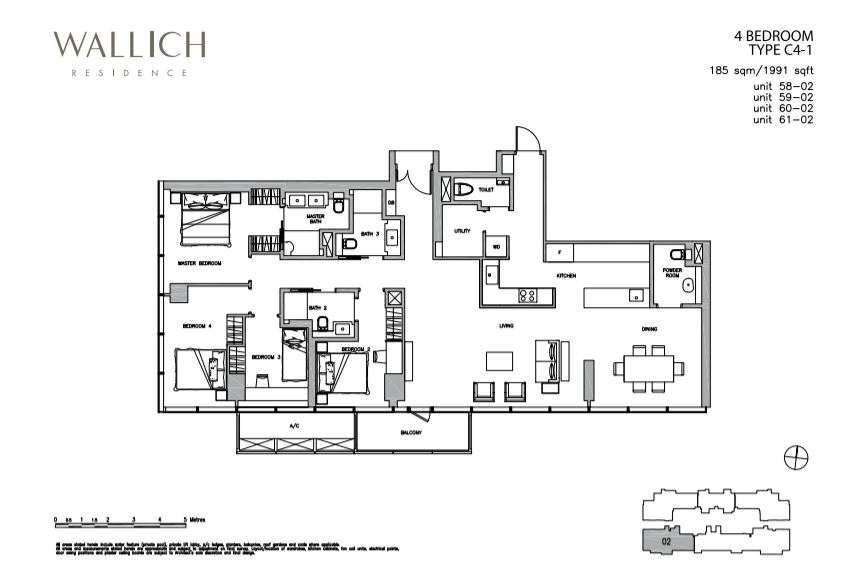 Wallich Residence Price Floor Plans Tanjong Pagar